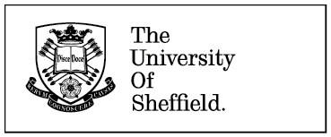 The University of Sheffield logo